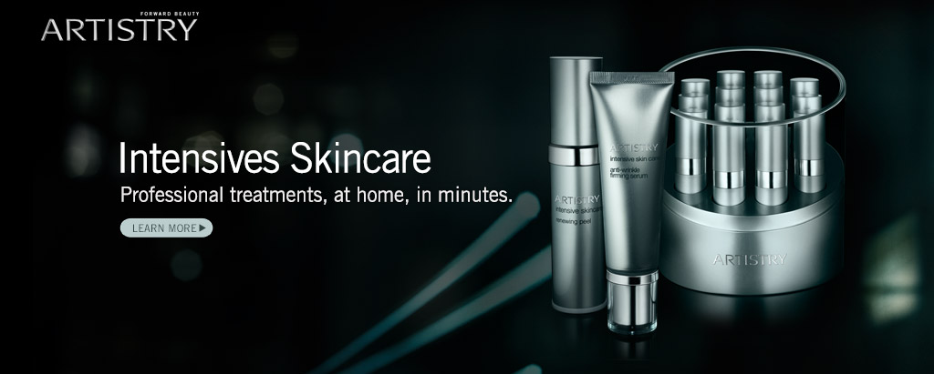 intensives skincare