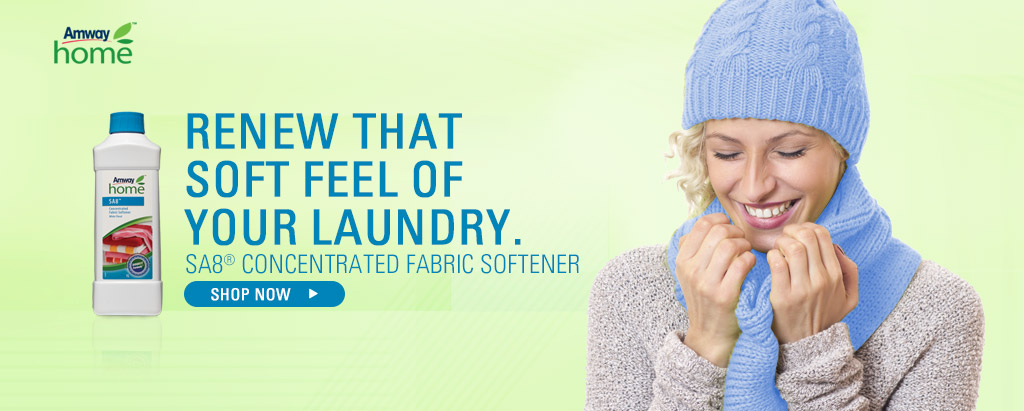 SA8® Concentrated Fabric Softener