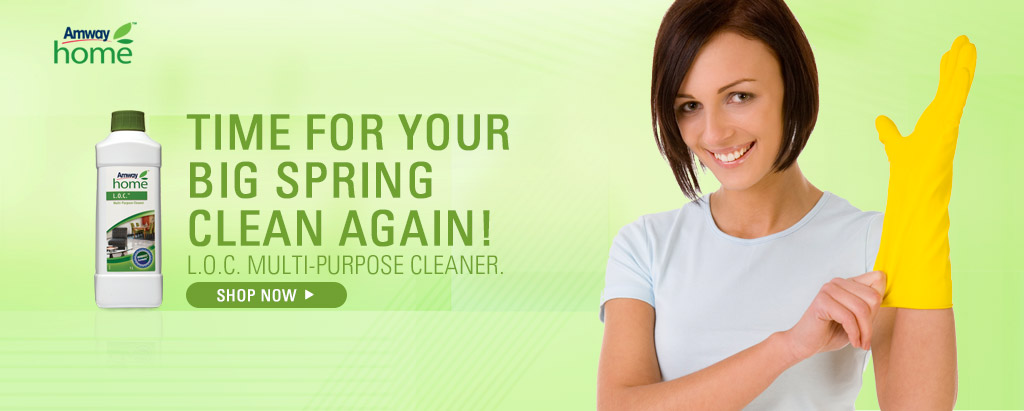 L.O.C. Multi-purpose cleaner