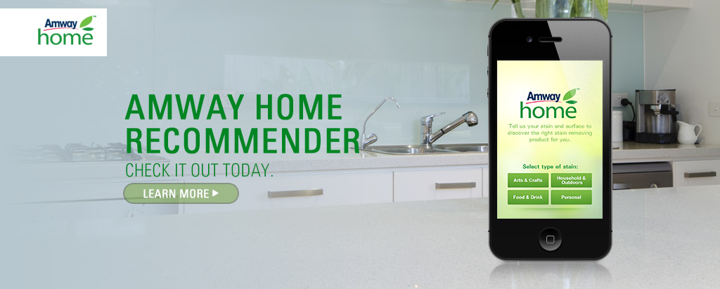 AMWAY HOME - Recommender