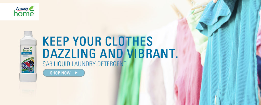 SA8 Liquid Laundry Detergent