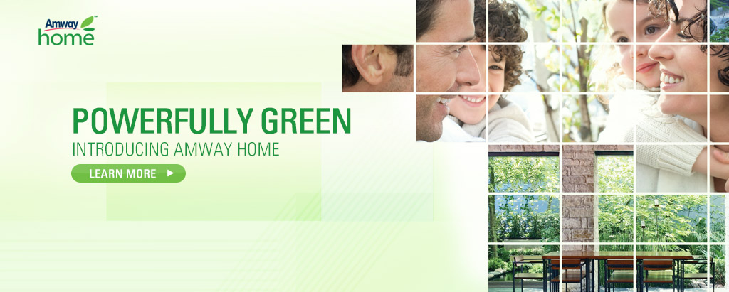 AMWAY HOME - CLEAN AND GREEN