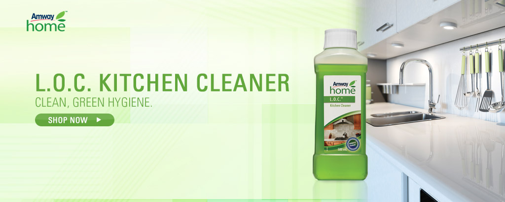 AMWAY HOME - L.O.C Kitchen Cleaner
