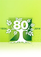 NUTRILITE® CELEBRATES 80 YEARS
