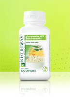 NUTRIWAY Glucosamine with Boswellia