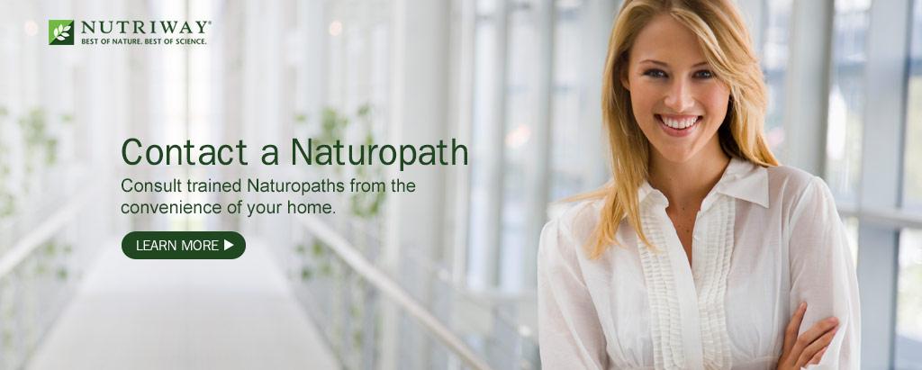 contact a naturopath