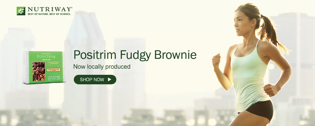 Positrim Fudgy Brownie