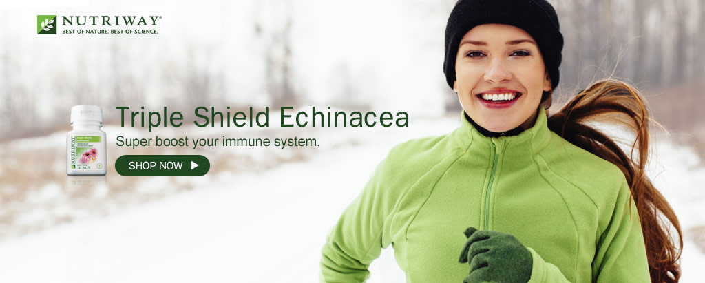 NUTRIWAY - Triple Shield Echinacea