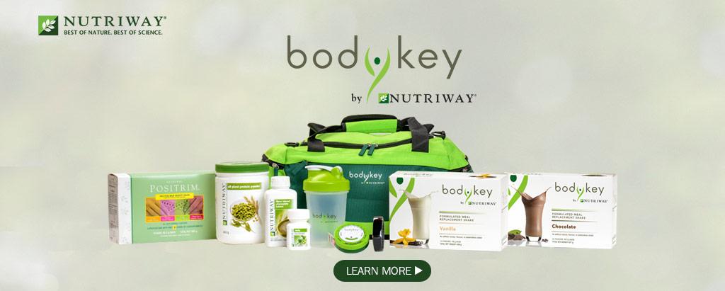 BodyKey By NUTRIWAY