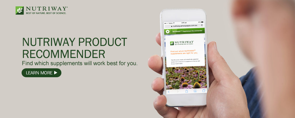NUTRIWAY - Product Recommender