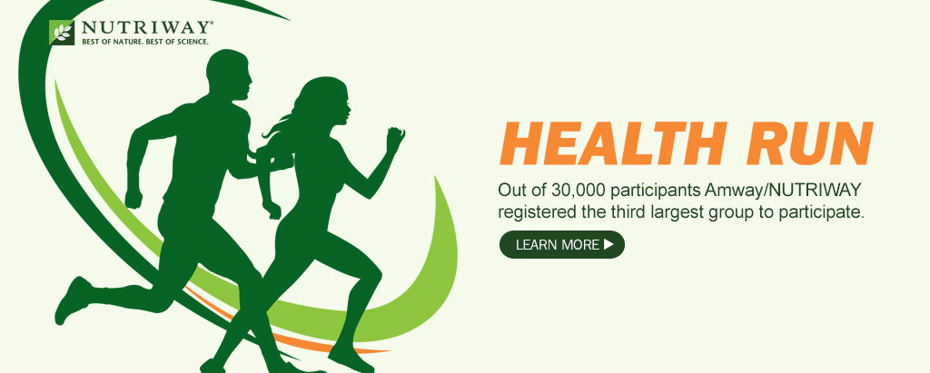 NUTRIWAY Health Run