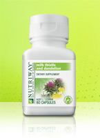 NUTRIWAY Milk thistle and dandelion