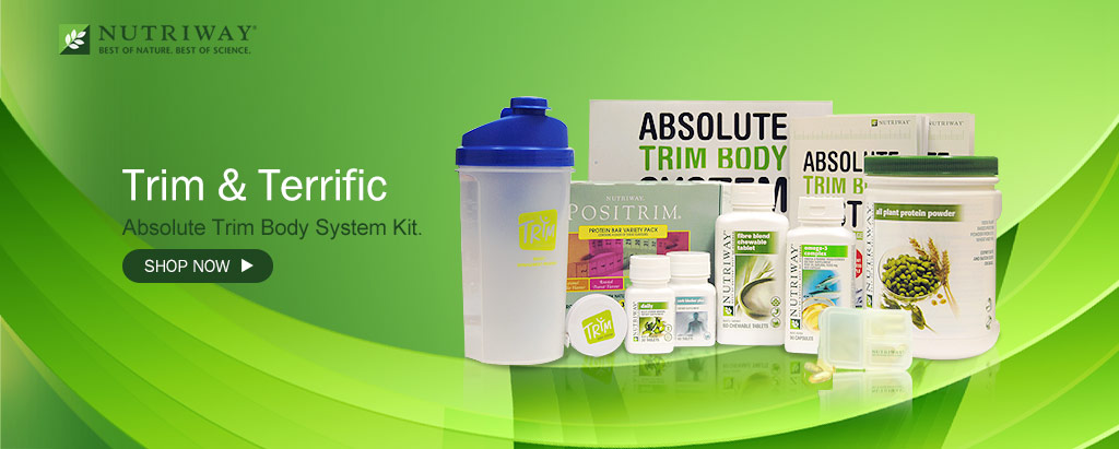 NUTRIWAY® Absolute Trim Body System® Kit