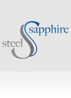 Steel Sapphire