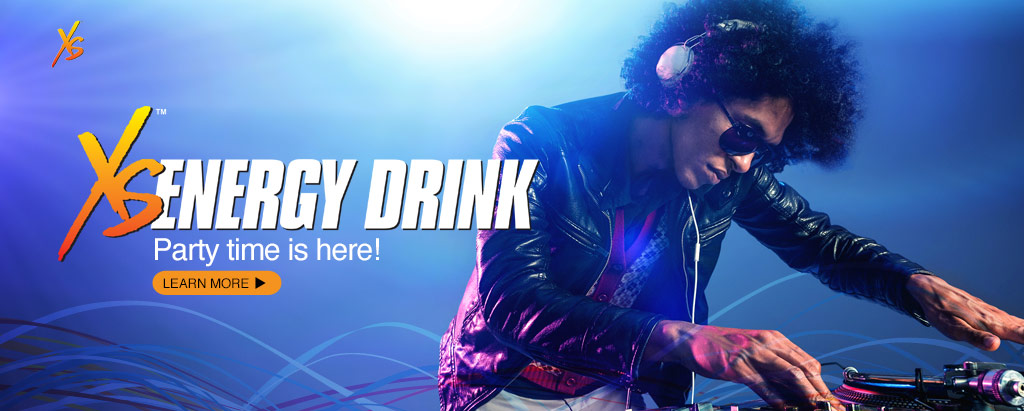 Xs Energy Drink Nz