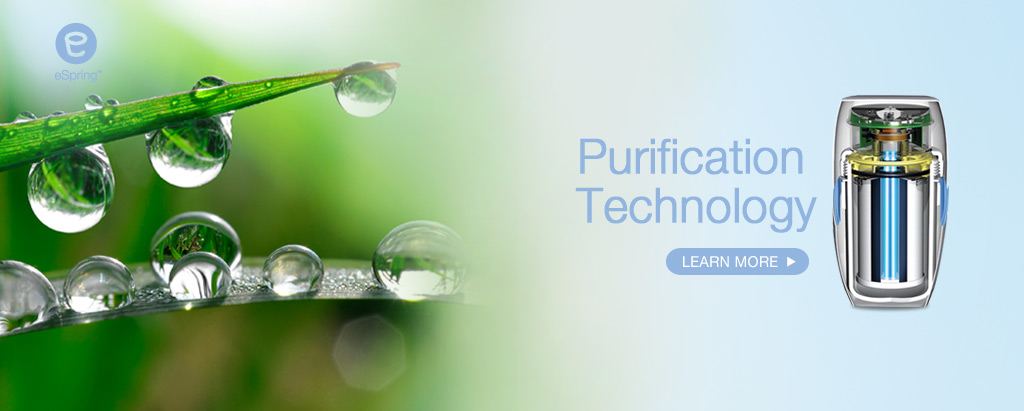 eSpring - Purification Technology