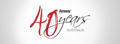 About Amway - 40 Years in Australia