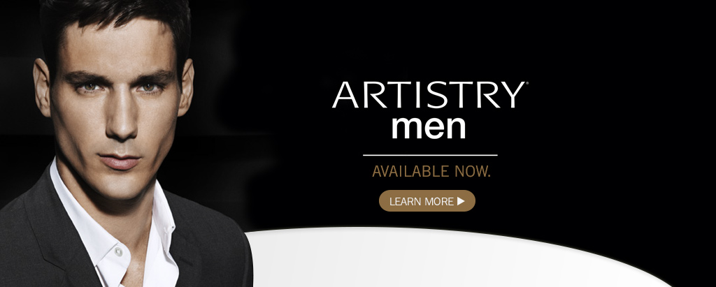 ARTISTRY men