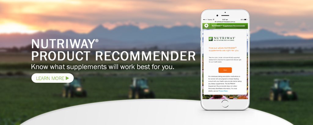 Nutriway Recommender