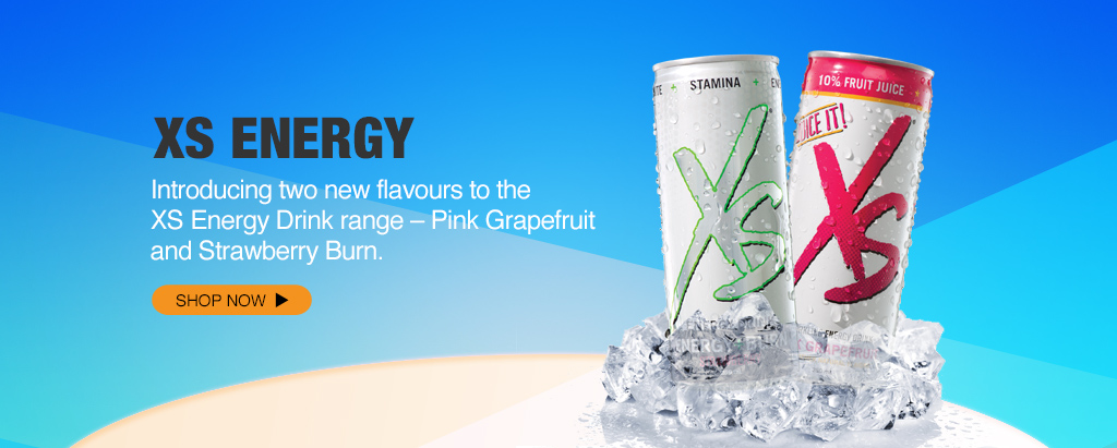 XS ENERGY DRINKS