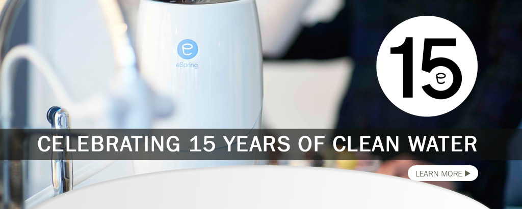15 years of eSpring