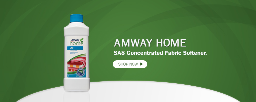 Amway Home - SA8 Concentrated Fabric Softener