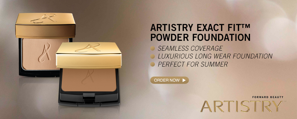 ARTISTRY™ EXACT FIT™ POWDER FOUNDATION