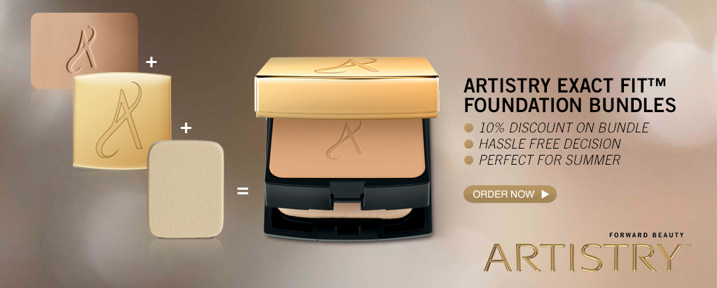 ARTISTRY EXACT FIT™ Powder Foundation