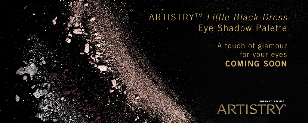 ARTISTRY Little Black Dress Eye Shadow Palette