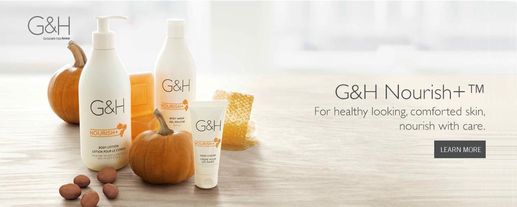 G&H NOURISH+