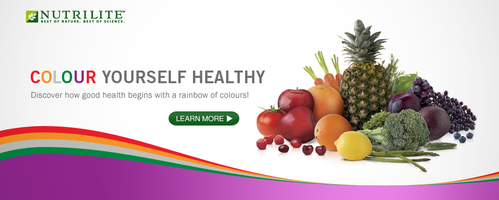 amway nutrilite health supplements