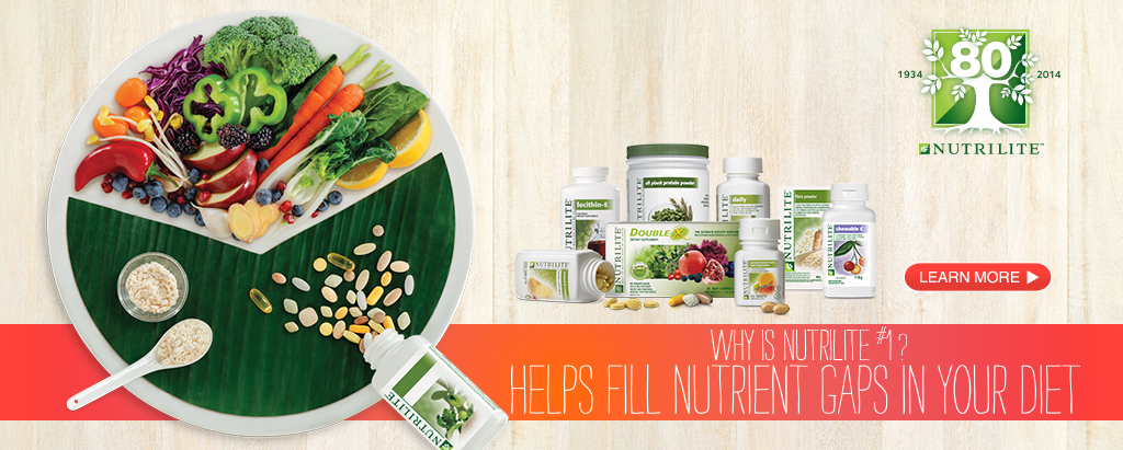 Why is Nutrilite #1?