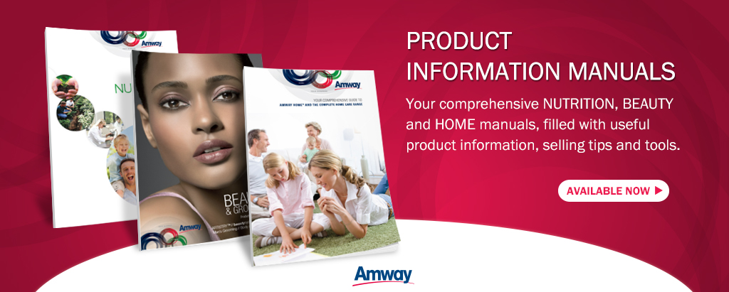 Product Information Manuals