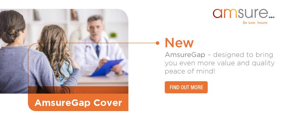 AmsureGap Cover