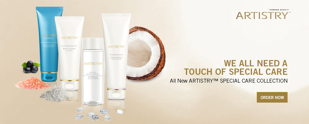 ARTISTRY™ SPECIAL CARE