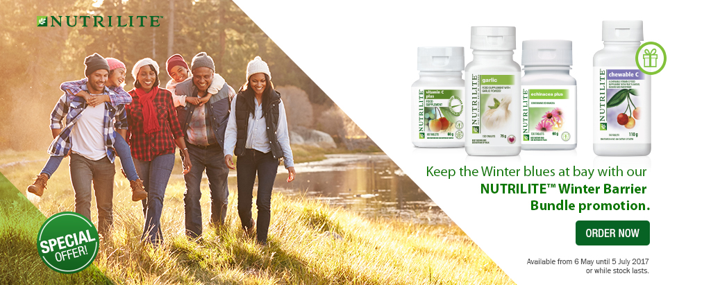 Nutrilite Winter Barrier Bundle