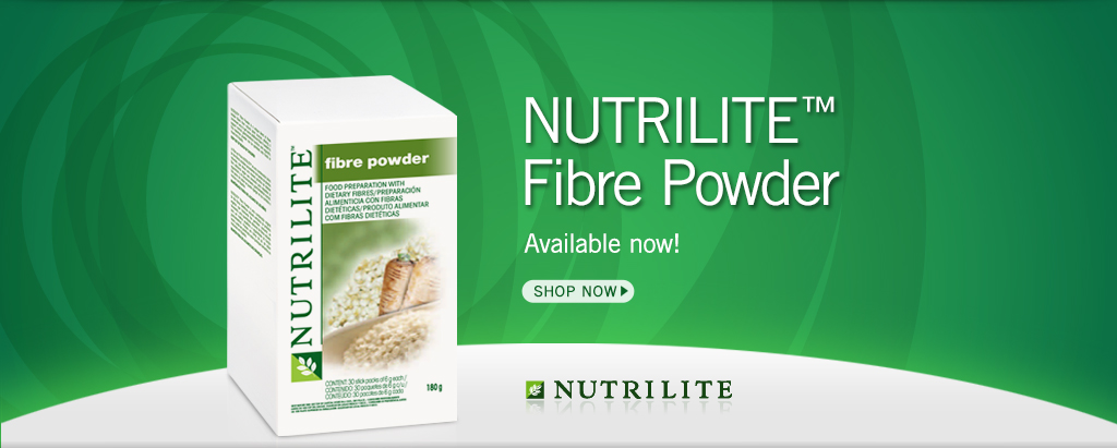 Nutrilite Fibre Powder