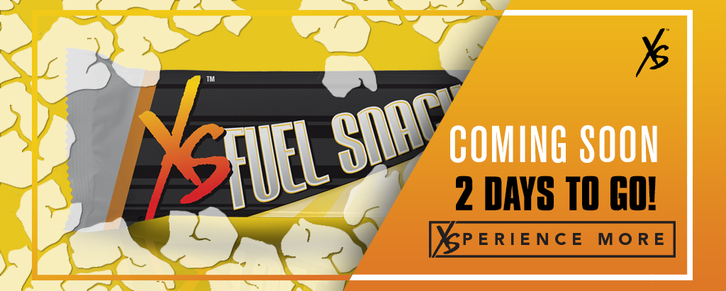 XS Fuel Snack Food Bar