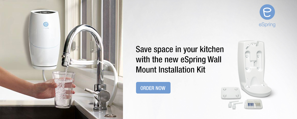 eSpring Wall Mount Installation Kit