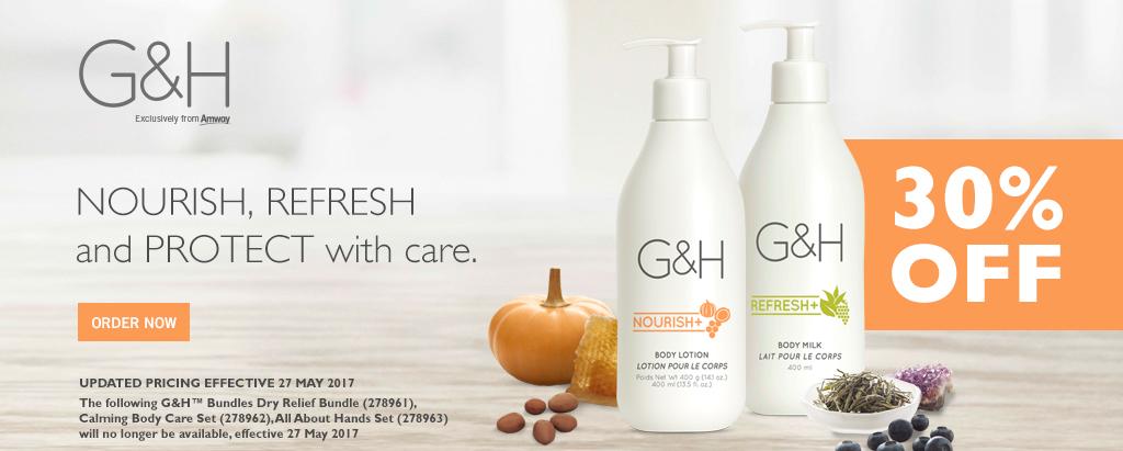 G&H™ 30% OFF