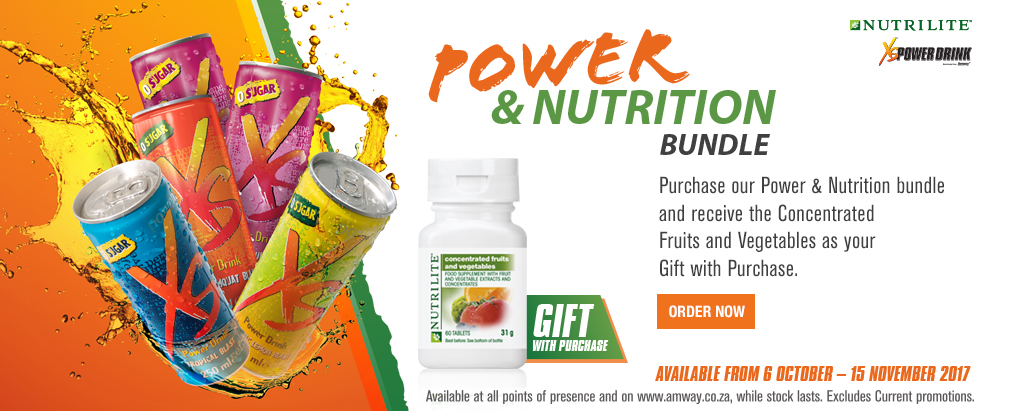 Power & Nutrition Bundle