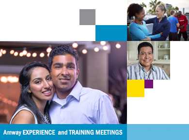 Amway Experience and Training Meetings