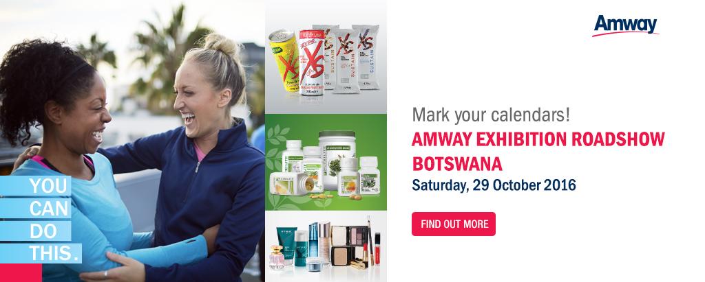 Amway Exhibition Roadshow