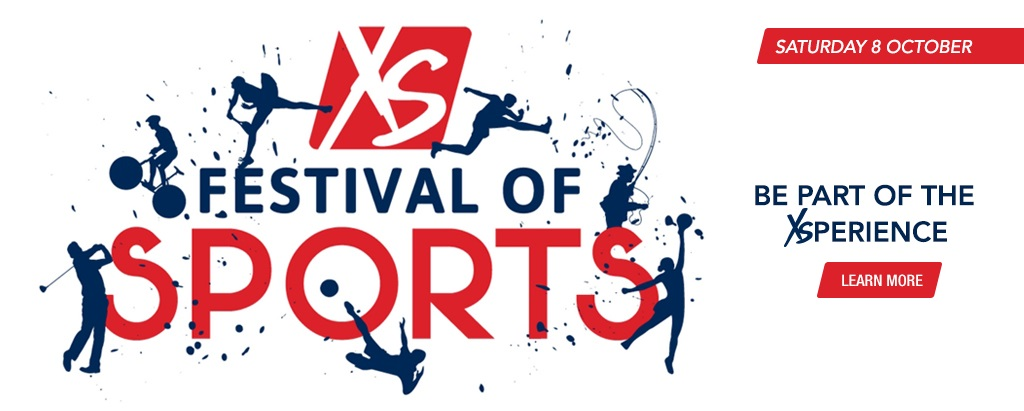 XS FESTIVAL OF SPORTS